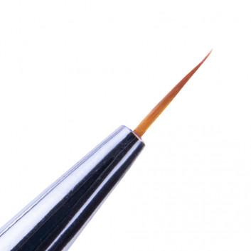 Zdobiaci štetec na nechty 7mm