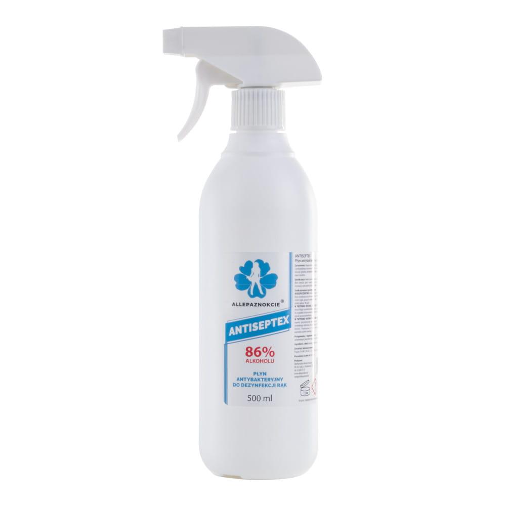 Dezinfekcia rúk Antiseptex 500ml