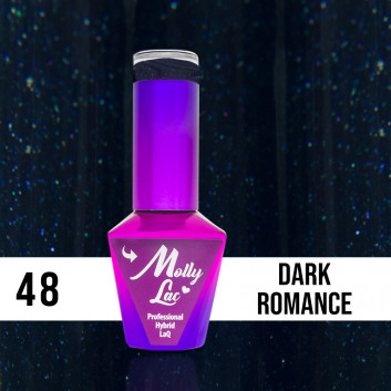 MOLLY LAC gél lak DARK ROMANCE 10ml