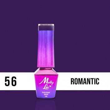 Molly Lac gél lak ROMANTIC 5ml