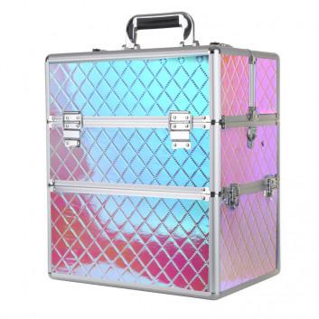 Kozmetický dvojdielný kufrík GLJ-1