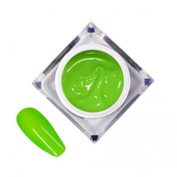 Farebný gél Green č.18