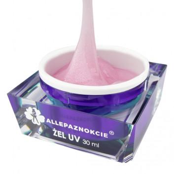 UV gél - Jelly Pink Shine 30 ml